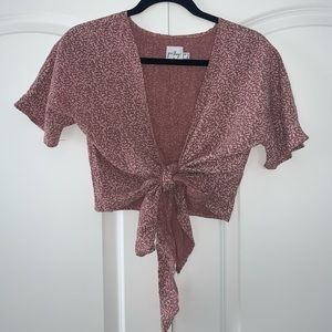 Princess Polly Jazzly Top Red